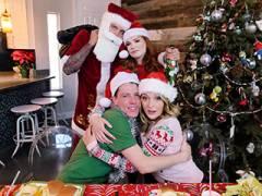 Christmas Family Orgy